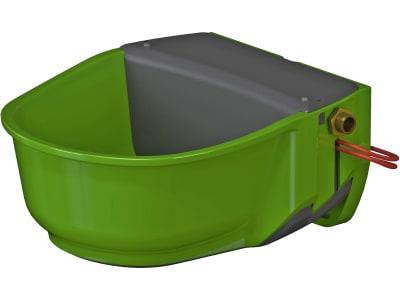 """Kerbl Tränkebecken """"SH30"""", beheizbar, 230 V, 31 W, ohne Rohrbegleitheizung, Frostsicherheit bis max. -15 °C, 222062"""