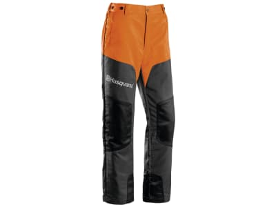 """Husqvarna® Schnittschutz-Bundhose """"Classic 20 A"""" anthrazit; schwarz; warnorange Schnittschutzklasse 1 (20 m/s)"""