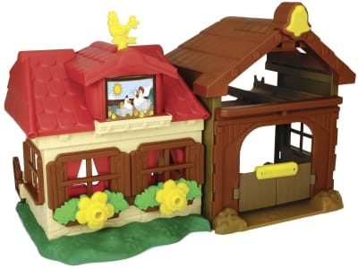 """Fendt Spielset """"Happy Farm House"""" von Dickie®, X991019014000"""