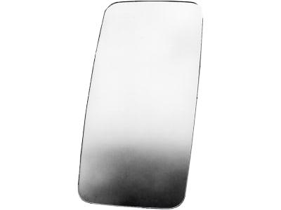 "Mekra Spiegelglas ""251"", 176 x 308 x 3 mm, Wölbungsradius 1.800 mm"