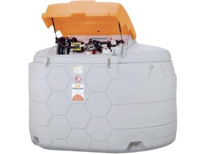 """Cemo Dieseltankanlage """"Cube-Tank Outdoor Premium"""" 5.000 l, 11079"""