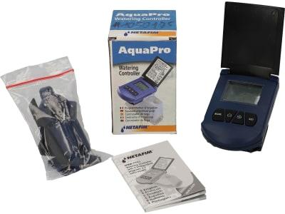 NETAFIM™ Schaltuhr AquaPro Plus Only® Passend für alle AquaNet Plus® 9 VDC Impuls Ventile