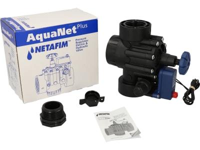 NETAFIM™ Magnetventil AquaNet Plus® AC