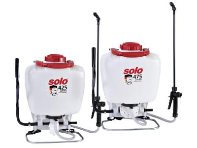 "Solo® Rückenspritze ""425 Comfort"""