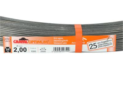 CrapalOptimum® Draht 2,0 mm (Ring à 1.000 m)