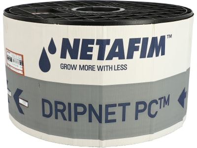 NETAFIM™ Tropfrohr DRIPNET PC™ 16150 Ø innen 16,2 mm 0,38 mm (Rolle á )