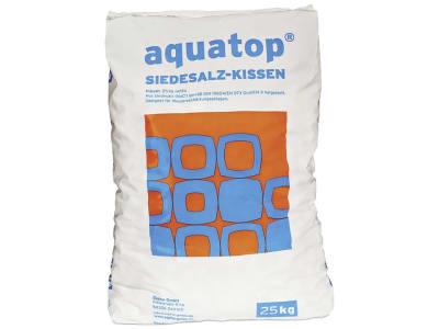 aquatop® Salztabs Kissen Regeneriersalz Poolsalz 25 kg Sack