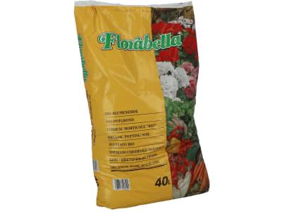 Florabella® Bio-Blumenerde  40 l