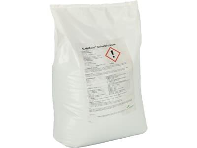 SCHWEFAL® Schwefellinsen 88% S elementarer Schwefel zur Schwefeldüngung 25 kg Sack