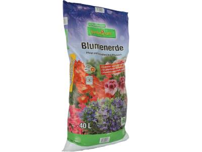 gartenkraft® Blumenerde torfreduziert