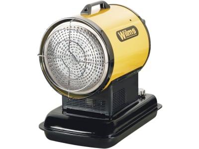 "Wilms Infrarot-Heizgerät ""IR 25"" 20,5 kW, Öl, 1850025"