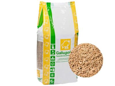 Gallugold® Kükenkorn C Starterfutter mit Cocci für alle Hühnerrassen ab dem ersten Tag