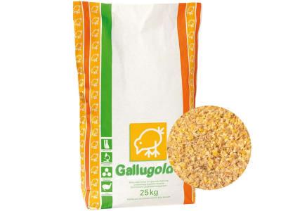 Gallugold® Legemehl S Hühnerfutter Mehl 25 kg Sack