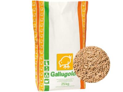 Gallugold® Smaragd Brut-Alleinfutter für eine erfolgreiche Zucht Pellet 25 kg Sack