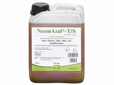 BIOFA NeemAzal®-T/S Teilsystemisches Insektizid gegen Saugende, Beißende und blattminierende Insekten  Kanister