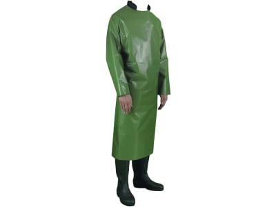Kerbl Ärmelschürze Pflanzenschutz grün, EN ISO 27065 C3, 15619