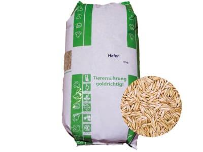 Futterhafer Einzelfuttermittel 5 kg Sack