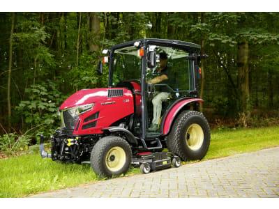 Yanmar Kompakttraktor bis 40 PS YT235