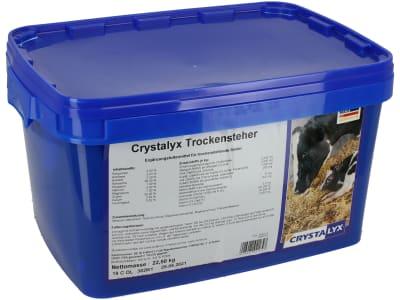 Crystalyx® Trockensteher für Rinder