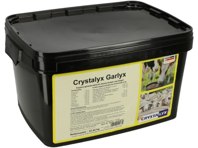 Crystalyx® Garlyx (mit natürlichen Knoblauchbestandteilen) für Rinder