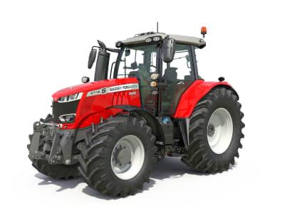 Massey Ferguson Traktor MF6718 S Dyna VT 19 Exclusive