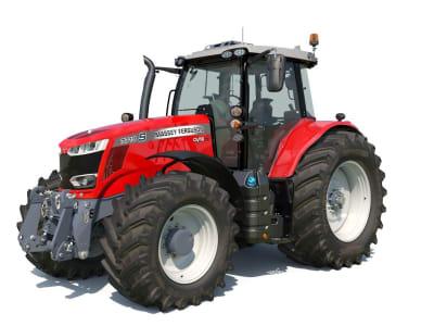 Massey Ferguson Traktor MF7719 S Dyna VT New Exclusive