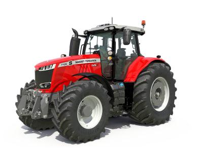 Massey Ferguson Traktor MF7726 S Dyna VT Exclusive