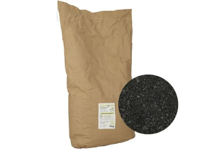 Carbonis Pflanzenkohle Futterkohle Ergänzungsfuttermittel