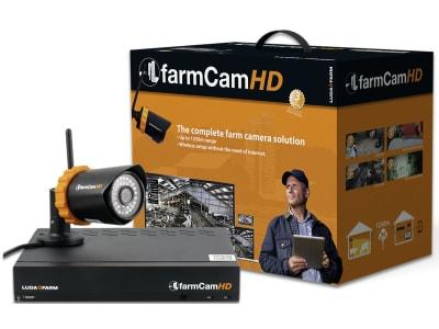 """NEXT Farming IP-Kamera """"FarmCam HD"""", für die Überwachung von Ställen, Abkalbeboxen, Hofbereiche, Maschinenparks, Dieseltanks etc., 300 901"""