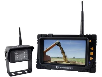 """NEXT Funk-Kamera """"MachineCam"""", für Traktoren, Erntemaschinen, Anbau- und Anhängegeräte etc., 300 903"""