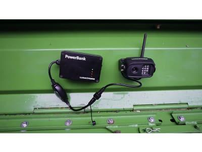 """NEXT Farming Powerbank """"25000"""" für Kamerasysteme MachineCam, MachineCam HD, MachineCam Mobility, TrailerCam 5D und TrailerCam HD, 300 909"""