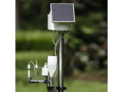 """NEXT Wetterstation """"Eco - Frostwarnung"""" mit 2 Sensoren, 1152"""