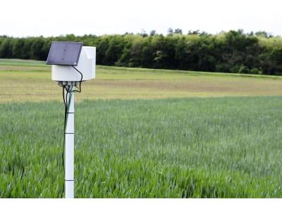 """NEXT Farming Wetterstation """"Eco - Pflanzenschutz"""" mit 4 Sensoren, 1171"""