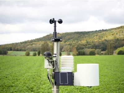"""NEXT Farming Wetterstation """"Pro"""" mit 8 Sensoren, 1151"""