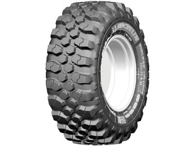 Michelin MPT-Reifen BibLoad Hard Surface Radial TL