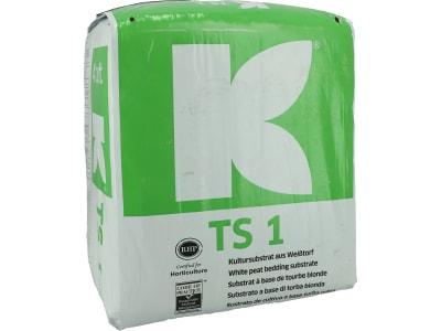 Klasmann TS 1 Kultursubstrat standard Substrat aus Weißtorf 200 l Sack
