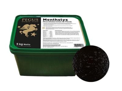 Pegus Mentholyx Leckmasse für Pferde 5 kg Eimer