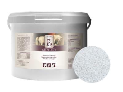 Mühldorfer Kieselgur unterstützt die Regenerierung von Hufen, Haut und Fell von Pferden 2 kg Eimer