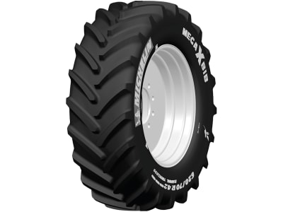 Michelin AS-Reifen MegaXBib Radial TL