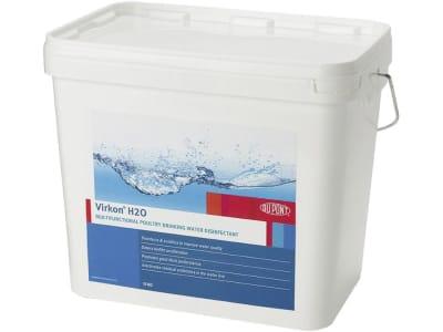 DESINTEC® Virkon H2O Wasserdesinfektionsmittel; Desinfektionsmittel 10 kg Eimer