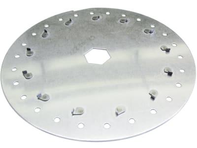Maschio Säscheibe Bohrung 4,5 mm, 26-Loch Saatgut Mais für  Einzelkornsämaschine SP Dorada, Saatgut Mais, G10121410R