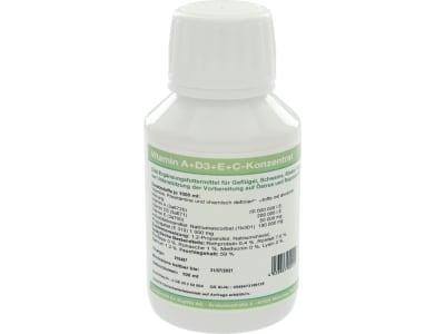 Vitamin A+E+D3+C-Konzentrat flüssige Vitaminergänzung zur Unterstützung der Vorbereitung auf Östrus und Reproduktion