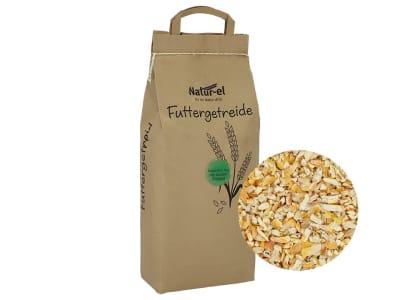 Futtermaisbruch ohne Gentechnik Einzelfuttermittel 5 kg Sack GMO controlled (VLOG anerkannt)
