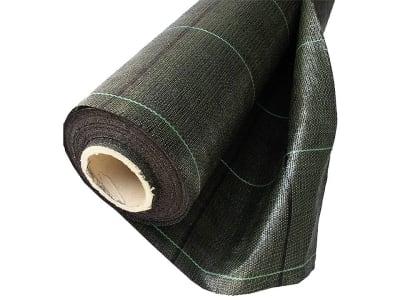PP-Bodengewebe 100 g/m² schwarz 2 x 100 m