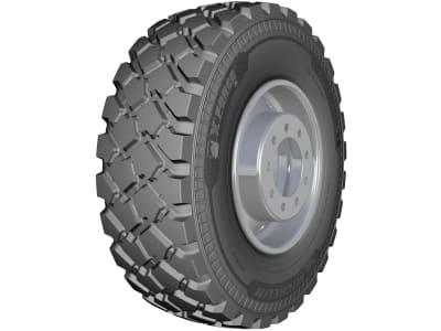 Michelin LKW-Reifen XZL Radial TL