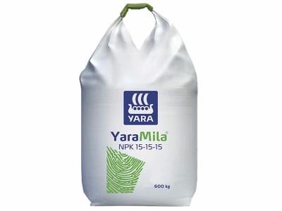 YaraMila NPK 15-15-15  600 kg BigBag