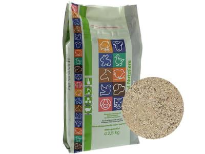 Mineralfutter für Heim- u. Nutztiere granuliertes Mineralfutter