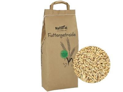 Futtergerste ohne Gentechnik Einzelfuttermittel 5 kg Sack