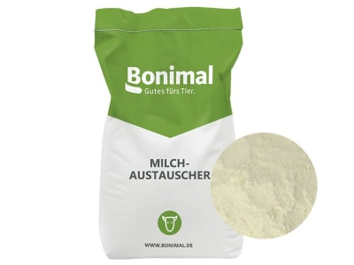 Bonimal RB Milch MMPlus Kälbermilch, Milchaustauscher mit 40 % Magermilchpulver 25 kg Sack