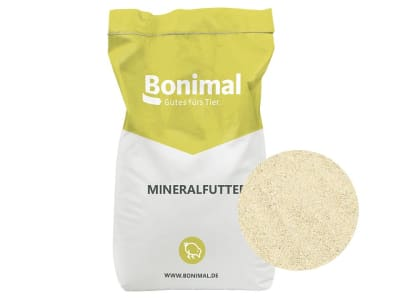 Bonimal GM GalluMin L für Geflügel Granulat 20 kg Sack GMO controlled (VLOG anerkannt)